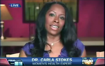 Dr. Carla on TV